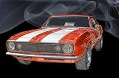 Muscle Cars of the 1960s Era