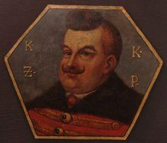 Portret trumienny Jana Kostki 1665