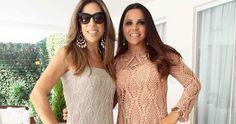 Em 2012, a estilista/crocheteira Janaína Mendonça, lança sua marca no mercado de crochê. Abaixo, a estilista veste, vestido de crochêpêsseg...