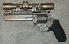 Taurus Raging Bull in .44 magnum