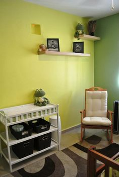 My baby Boy nursery