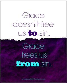 God's amazing grace~<3