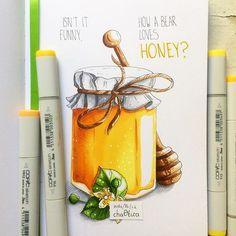 Do you like #honey? :)