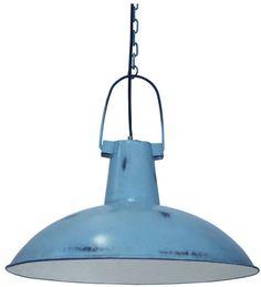 Kidsdepot hanglamp Pure old blue