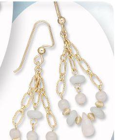 Marcia DeCoster's Little Black Dress Earrings - Google Search