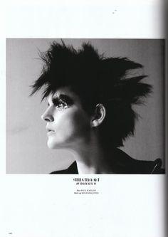 Stella Tennant for Love Magazine