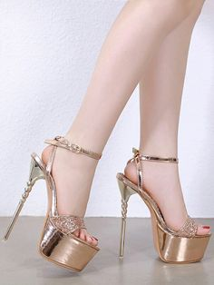 Stiletto Heels, High Heels, Shoes Heels, Velvet Thigh High Boots, Teen Girl Shoes, Youth Shoes, Cute Heels, Fashion Sandals, Ankle Strap