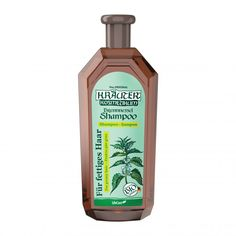 Kräuter® sampon zsíros hajra, BIO csalánnal Cleaning Supplies, Shampoo, The Originals, Cleaning Agent