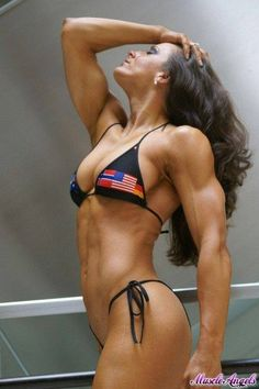 SEXY MUSCLE BABES Muscle Fitness, You Fitness, Female Fitness, Bodybuilder, Fitness Models, Hard Bodies, Bikini, Beautiful Women Pictures, Poses