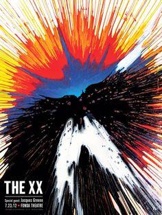 The XX 7.23.12 • Fonda Theatre