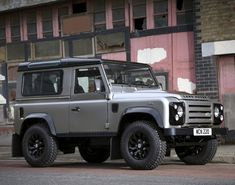 An all time favorite. Defender 90
