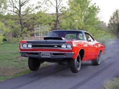 69 dodge coronet; Street cars that can show day light under the front tires!