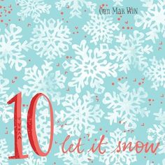 Sneaking in some late snowflakes #adventcalendarart #adventchallenge #christmas #letitsnow #letitsnowletitsnowletitsnow #printsource #printpattern #surfacapattern #ohnmarwin #brendamanleydesigns #abmpatternlove #abmlifeiscolorful #dspattern #liveauthentic #calledtobecreative #creativityfound #artlicensing #flashesofdelight