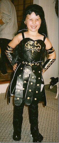 Diy xena and legolas costumes holiday halloween pinterest diy xena halloween costume google search solutioingenieria Gallery