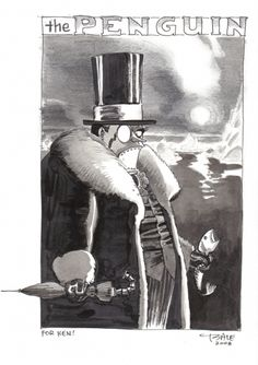 The Penguin by Tim Sale