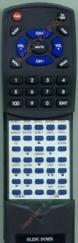 ILIVE Replacement Remote Control for IHMD8816DT by Redi-Remote. $39.95. This is a custom built replacement remote made by Redi Remote for the ILIVE remote control number IHMD8816DT. *This is NOT an original  remote control. It is a custom replacement remote made by Redi-Remote*  This remote control is specifically designed to be compatible with the following models of ILIVE units:   IHMD8816DT  *If you have any concerns with the remote after purchase, please c...