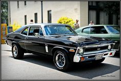 1969 Chevy Nova SS