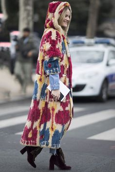 Street style highlights from Paris Fashion Week