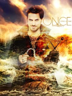Once Upon a Time |Captain Hook by Isalleen