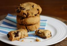 Recipe Change:  No chocolate chips  1/2 cup ea. applesauce and raisins  1 1/3 cup ea: buckwheat and rice flour