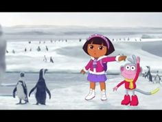 GEICO Dora the Explorer South Pole Commercial 2015 It's What You Do