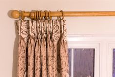 Wooden Poles, Velvet Curtains, Blinds, Bedroom, Gallery, Home Decor, Decoration Home, Room Decor, Shades Blinds