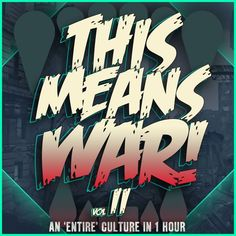 """Lets Be Friends - """"This Means War! Vol. II""""  This is by far my favourite mix of all times. I have listened to this mix over 100 times and I am still not tired of it. Containing a metric crapload edits and mashups by LBF themselves, but also some really nice tunes overall. This is a must listen!  Lets Be Friends on social media: Facebook - https://www.facebook.com/LetsBeFriendsUk Twitter - https://twitter.com/LetsBeFriendsUk"""