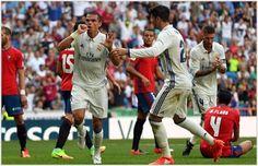 Análisis del Real Madrid-Osasuna: Victoria sin muchas complicaciones
