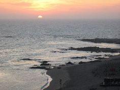 Povoa de Varzim, Portugal: Póvoa do Varzim - Pôr do sol