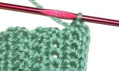 Basics :: How to crochet evenly around the edges of a piece to give your work a nice finish.  Where to insert your hook, simple explanations, lots of photos.  #crochet #edging