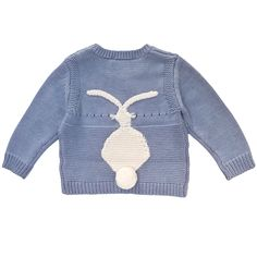 Do you have your #Easter outfits yet?  Like this Stella McCartney kids sweater, we've got sooo many cute new items in stock so come and have a look at  www.kidsandcouture.com