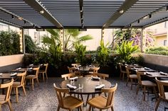 19 Best Restaurants in Lisbon - Condé Nast Traveler Lisbon Restaurant, Portugal, Europe, Patio, Pictures, Photos, Outdoor Decor, Garden, Plants