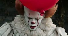 New Pennywise Left Kid Actors Scared and Crying on IT Set -- Bill Skarsgard had all the child actors in tears on the set of IT when he got into costume as Pennywise the Clown. -- http://movieweb.com/it-movie-2017-new-pennywise-clown-scared-kids/