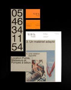 "and-studio: ""www.plusmurs.fr ABS (identity, print & website) """