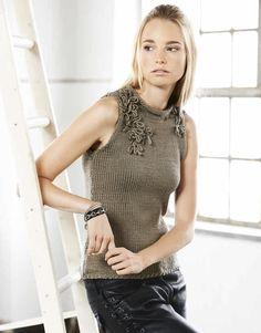 Lana Grossa TOP Cashsilk - LINEA PURA No. 7 - Modell 29 | FILATI.cc WebShop
