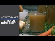 Chicken Bone Broth Recipe - Dr. Axe