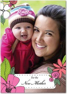 Heartfelt Feelings - Mother's Day Greeting Cards - Hallmark - Smoke - Gray : Front