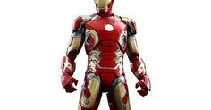 Avengers: Age of Ultron: Iron Man Mark XLIII 1/4th Scale Figure (Robert Downey Jr.)