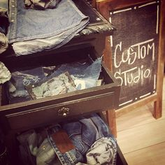 Still haven't tried our #PepeJeansCustomStudio?