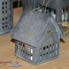 Walther and Co. Zinc House Lantern.