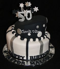 Birthday Cakes For 50th A Woman 5050 Men Special
