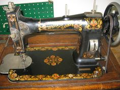 white family rotary sewing machine parts