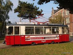 Tramcar Class dating back to 1973 in Naumburg (Saale), Germany Restaurant, Paint Cans, Germany, Dating, Building, Places, Good Food, Pictures, Quotes