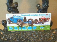 Eligor Catalog l'automobile miniature du connaisseur Model Cars Collectors 1/43