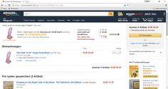 """Amazon customer complains, finds a 10"""" dildo in his shopping cart"""