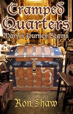 Cover Contest - Cramped Quarters Mary's Journey Begins - AUTHORSdb: Author Database, Books & Top Charts