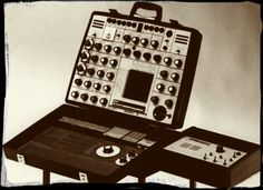 EMS Synthi A (1971) #1970s #vintage #synth #synthesizer #retro