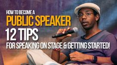 Becoming a Public Speaker has been one of the most rewarding parts of my career. Here are my Top 12 Tips for Becoming a Public Speaker How to Become a Better Public Speaker and Starting a Speaking Career! Resources links below!  BOOKS ON BECOMING A PUBLIC SPEAKER http://ift.tt/2vuAY4L  SUPPORT THE CHANNEL VIA AMAZON SHOPPING http://ift.tt/1C2q7ZA  BEST TOOL TO GROW A YOUTUBE CHANNEL http://ift.tt/1VvK04i  MY YOUTUBE FILM GEAR (Main Camera) Panasonic GH5 http://amzn.to/2peMSLM Panasonic G7…