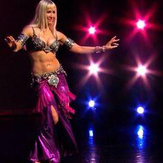 #Bellydancer #Neon in Organic Armor #worlddancenewyork www.neonissima.com