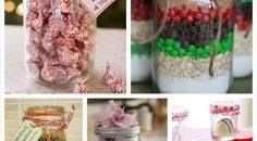 These mason jar gifts are sure to delight everyone on your Christmas gift list. Whether it's a cookie mix, popcorn treat or other holiday goodie, these gorgeous mason jar gifts will be a huge hit! Christmas Jar Gifts, Christmas Mason Jars, Noel Christmas, Christmas Goodies, Homemade Christmas, Xmas, Christmas Ideas, Mason Jar Desserts, Mason Jar Meals